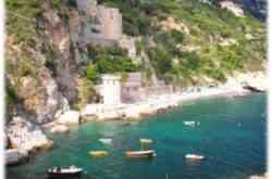 Conca Dei Marini Landscape