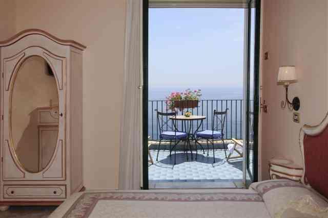 hotel il nido Amalfi